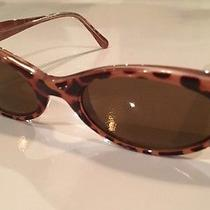Nine West Tortoise Shell Brown Sunglasses Photo