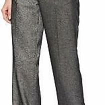 Nine West Women's Black Size 20w Plus Tweed Dress Pants Stretch 99 626 Photo