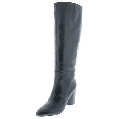 Nine West Womens Christie Black Over-The-Knee Boots 5 Medium (B,M) BHFO 9027 Photo