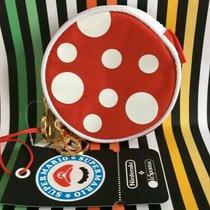 Nintendo X Lesportsac Coin Charm Piranha Plant Pouch Nwt Photo