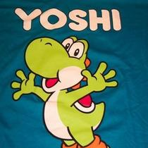 Nintendo Yoshi Super Mario Bros. T-Shirt Xl New W/ Tag Photo