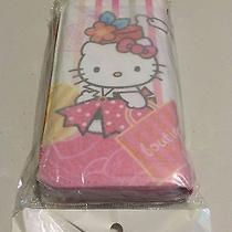 Nip - Hello Kitty Wallet With Wrist Strap Photo