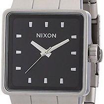 Nixon A013000 the Quatro Black Watch Photo
