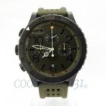Nixon A278-1089 A2781089 48-20 Chrono P Surplus / Black Mens Watch Ems New Photo