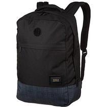 Nixon Beacons Backpack Black / Black Wash Bag Photo