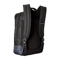 Nixon Del Mar Backpack - Black / Black Wash Photo