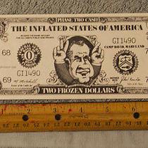 Nixon Dollar Collectible Photo