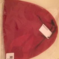 Nixon Duke Beanie Red Photo