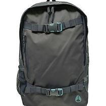 Nixon Men's Bag Smith Skatepack Ii Backpack Navy / Mineral C19542120  Photo