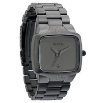 Nixon Player Watch - Matte Black/matte Gunmetal Photo