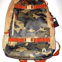 Nixon Smith Ii Skatepack Backpack With Computer Pocket  Nwt Photo