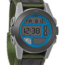 Nixon the Baja Watch Photo