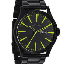 Nixon the Sentry Ss Watch Photo
