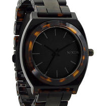 Nixon the Time Teller Acetate Watch Photo