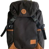 Nixon Trail Backpack Black With Laptop Compartment Photo