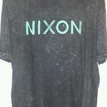 Nixon Watch Xxl Shirt/tshirt/polo Photo