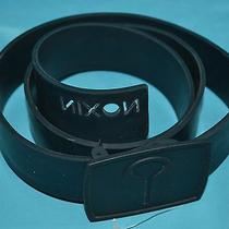 Nixon Watches Men's Enamel Icon Belt Blue Large 44