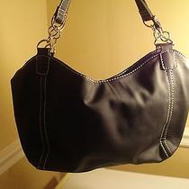 No Name Black Avon Tote Bag Photo