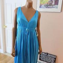 Norma Kamali Summer Dress Size Medium Nwt Photo