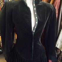 Norma Kamali Vintage Dress Photo