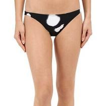 Norma Kamali Womens Swimwear Black Size Xs Floaters Eric Bikini Bottom 72 521 Photo