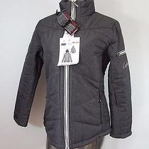 North End Cartier Heat Women's Insulated Jacket Gray M Nwt Photo