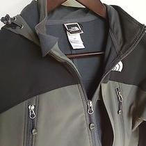 North Face Apex Summit Series Softshell Hooded Jacket Photo