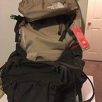 North Face Backpack Used Photo