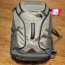 North Face Big Shot Daypack Backpack Bookbag Clg7-Bsz Brown/green One Size Photo