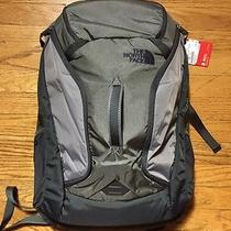 North Face Big Shot Daypack Backpack Bookbag Clg7-Bsz Zinc Grey One Size Photo