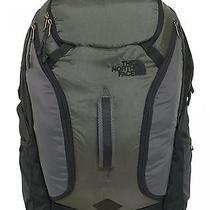 North Face Big Shot Unisex Clg7-0z1 Zinc Grey Backpack Bookbag Laptop Bag Photo