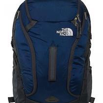 North Face Big Shot Unisex Clg7-A7u Cosmic Blue Grey Backpack Bookbag Laptop Bag Photo