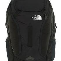 North Face Big Shot Unisex Clg7-Jk3 Tnf Black White Backpack Bookbag Laptop Bag Photo