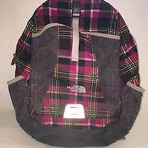 North Face Girls Backpack Recon Squash Youth School Day Pack Bag 17 L Padded Photo