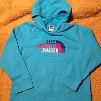 North Face Girls Sweatshirt Photo