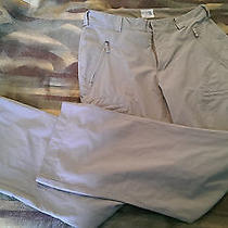 North Face Men's Softshell Hiking Pants M Tan Photo