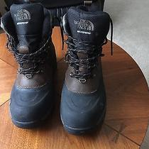 North Face Men's Winter Boots Photo