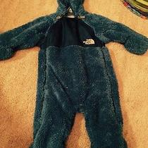 North Face Snow Suit Photo