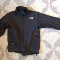 North Face Womens Apex Jacket Small Softshell Black S Photo