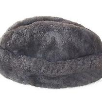 North King Brown Dyed Mouton Lamb Hat Usa Size L Large J J Seifter &sons Inc Nyc Photo