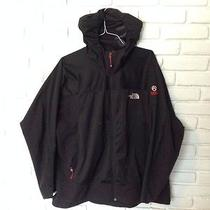 Northface Softshell Hooded Jacket Summit Series Black Xxl Photo