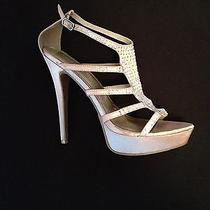 Nude/blush Bling High Heels From Forever 21 Photo