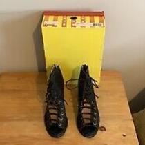 Nwb Jeffrey Campbell Booties Size 7 1/2 Photo