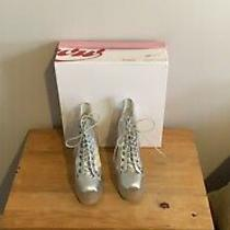 Nwb Jeffrey Campbell Boots Size 7 Photo