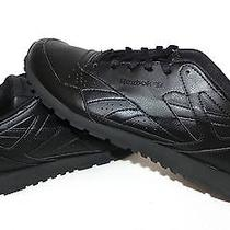 Nwb Toddler/little Kid Reebok Record Mile Black Size 12.5 Photo