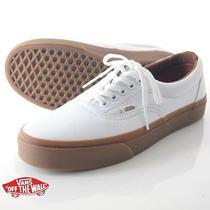 Nwb Vans Era Canvas Shoe Gum Sole True White Medium Urban Outfitters M 6.5 W 8 Photo