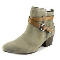 Nwb Womens/ladies Coach Pauline Suede Slate Bootie Size 5.5 Photo