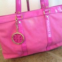 Nwd Tory Burch Jane Tote in Pink Photo