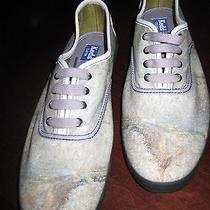 Nwob  Keds Custom Multi Color Fashion Sneakers Includes Dust Bag Size 9.5m Photo