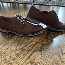 Nwob Men's Size 42 (Us 9) h&m Tan Brown Dress Shoes - More to See Photo